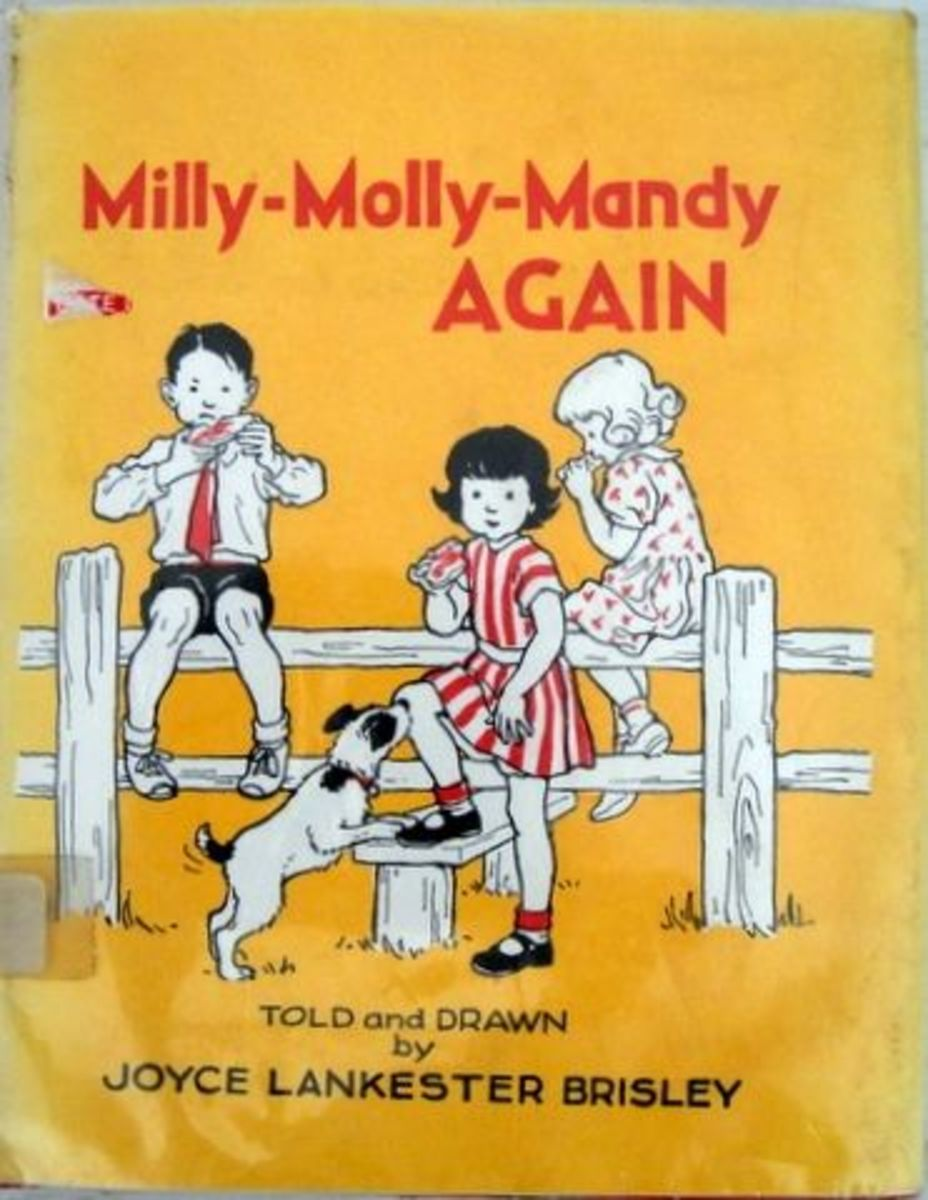 Milly Molly Mandy Again