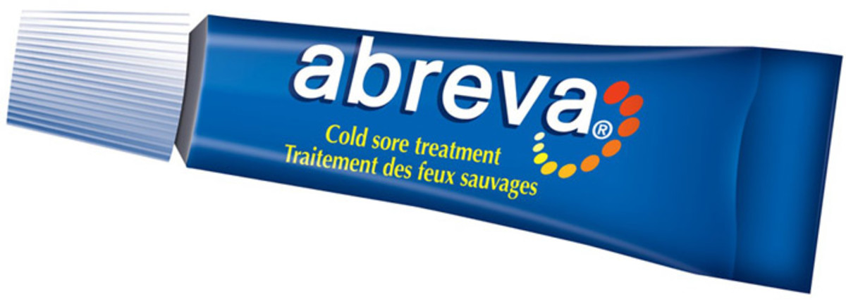 How long does abreva take to heal