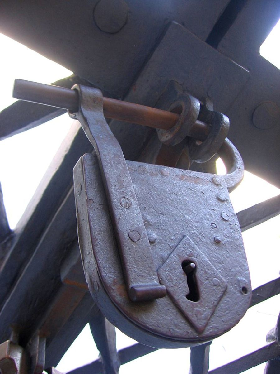 Padlocks have been around for many years, but never so prevalent or necessary as now.