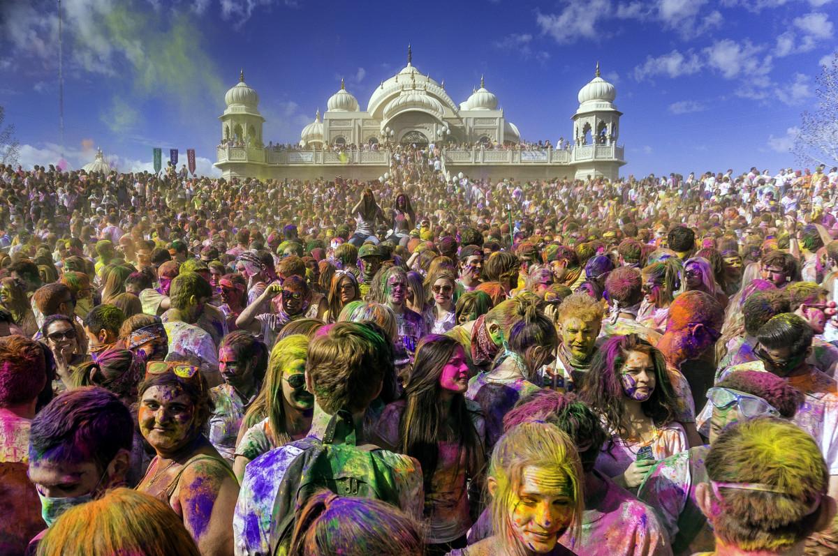 Holi Festival - the Festival of Colors - Festivals of India
