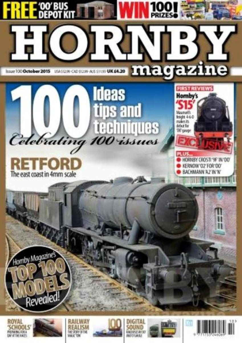 One of the leading British railway modelling magazines, takes a close look at various aspects of motive power, freight and passenger stock as well as controls and an all-round overview of railway modelling