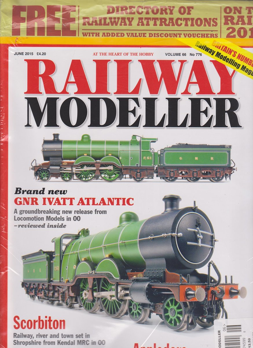 The popularist approach to railway modelling is taken by Railway Modeller, published by Peco with masses of advertisements for all products and services. Don't knock it, one of my early articles, REETH appeared in the late 1980s