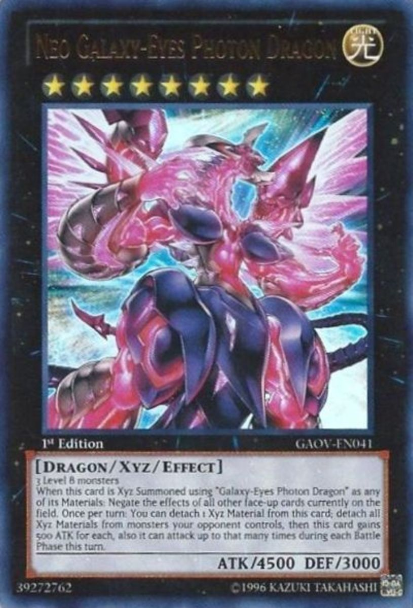 yugioh xyz monsters hubpages
