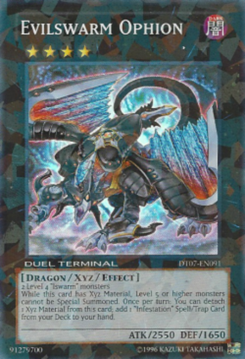 Yugioh XYZ Monsters | HubPages