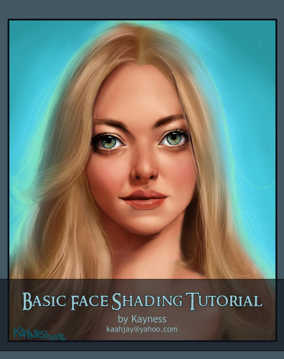 How To Create Beautiful, Realistic Face Shading using Digital Art Programs