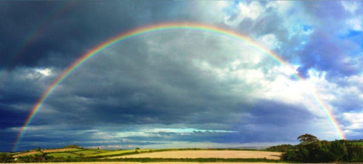 Leprechaun's Magical Rainbow