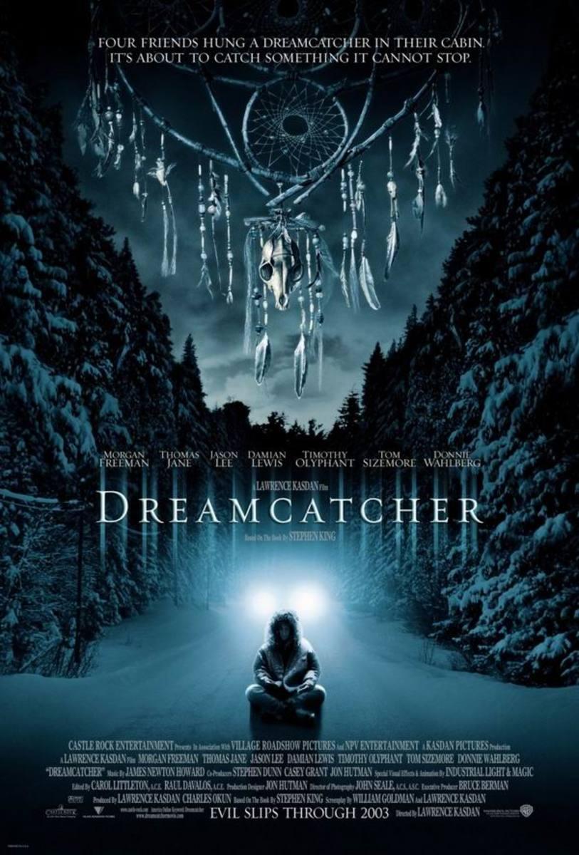 Dreamcatcher (2003) poster