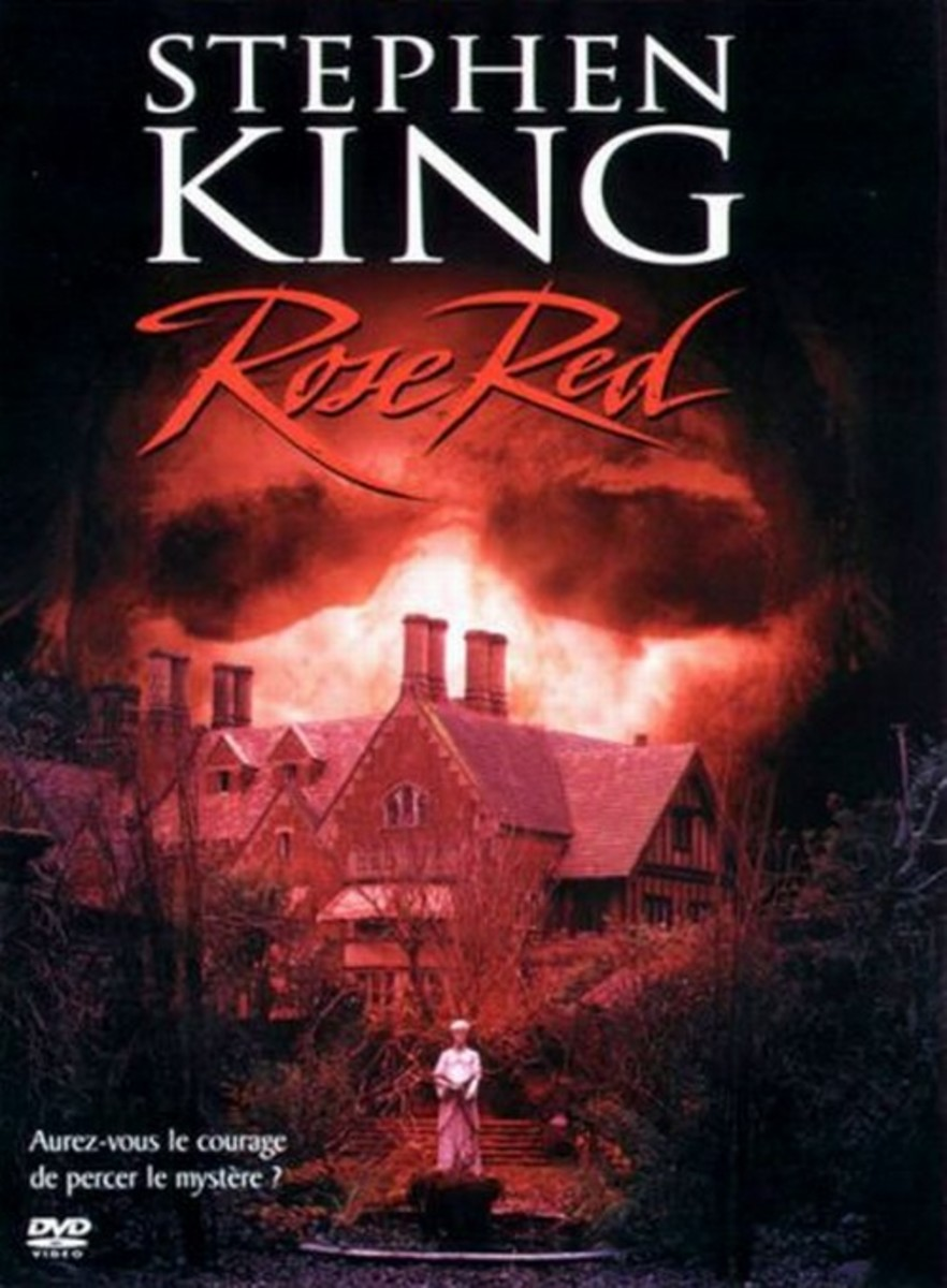 Rose Red (2002) poster