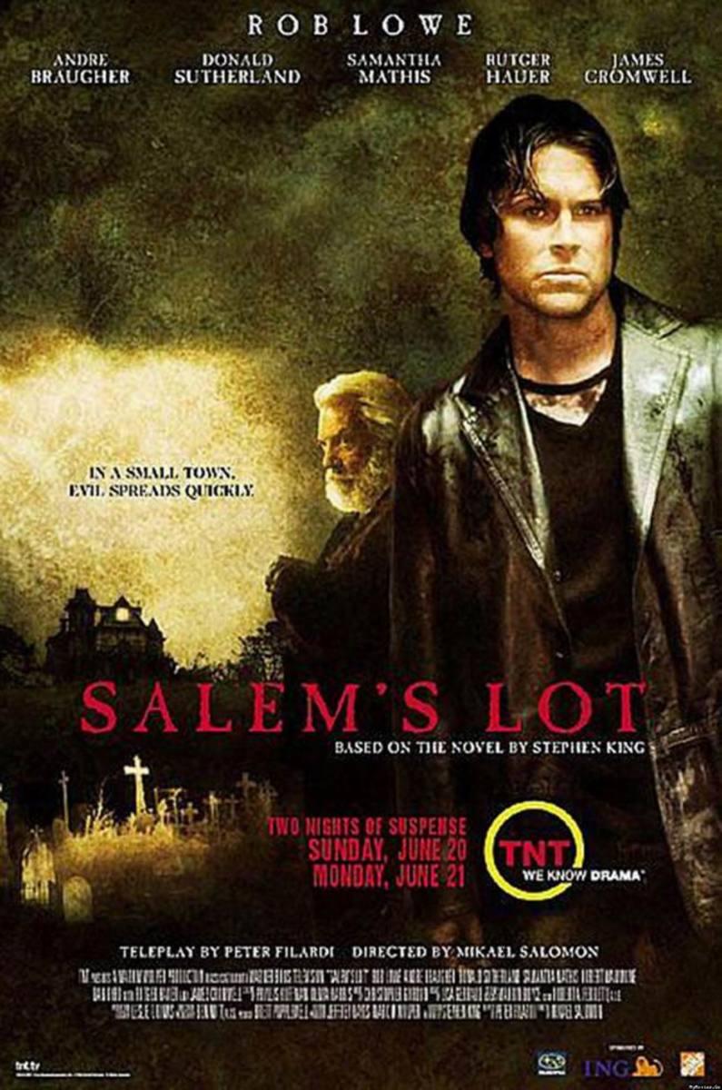 Salem's Lot (2004) poster