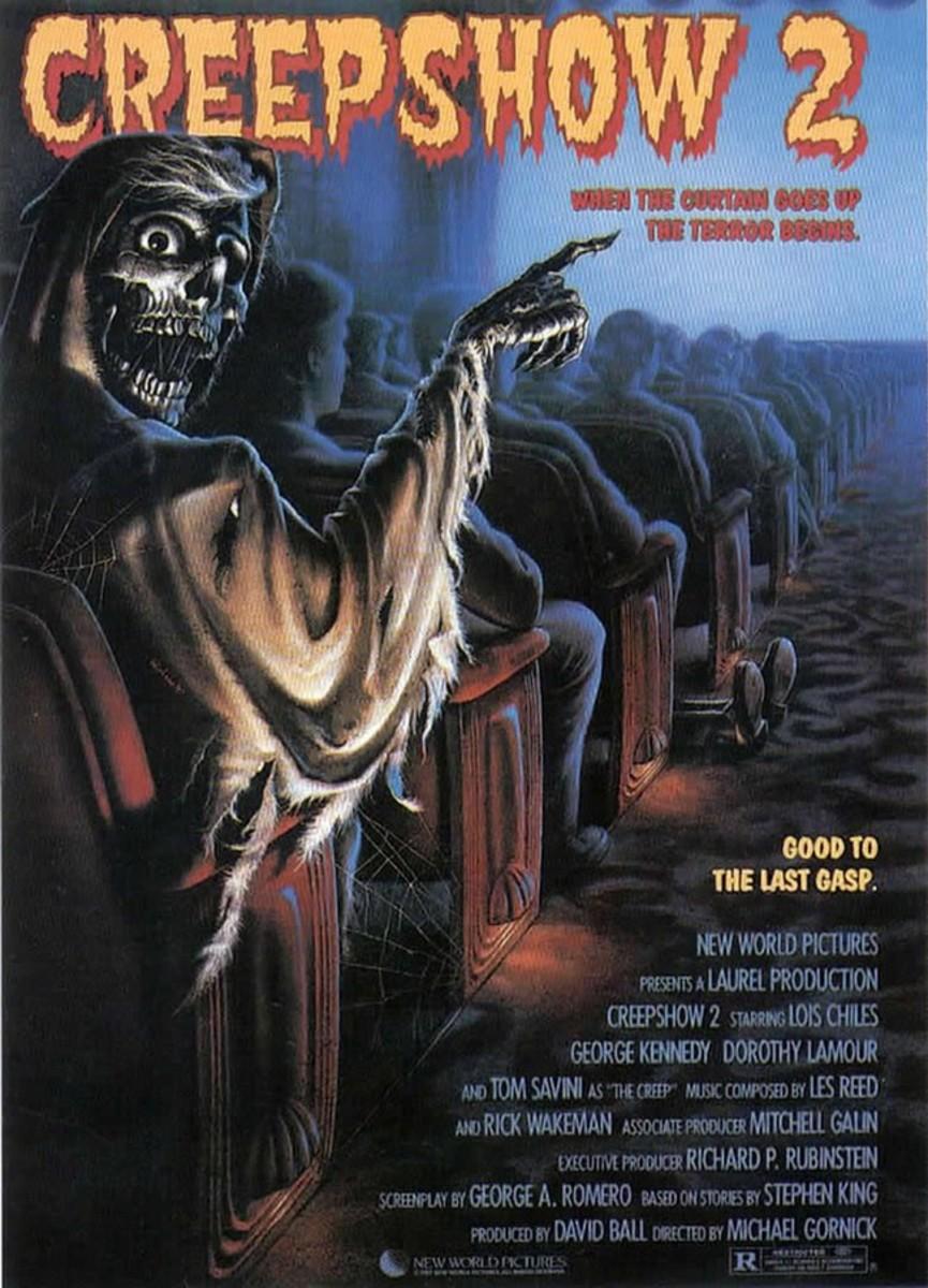 Creepshow 2 (1987) poster
