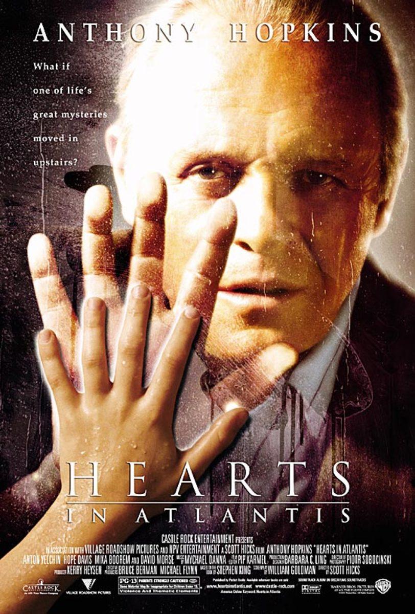 Hearts in Atlantis (2001) poster