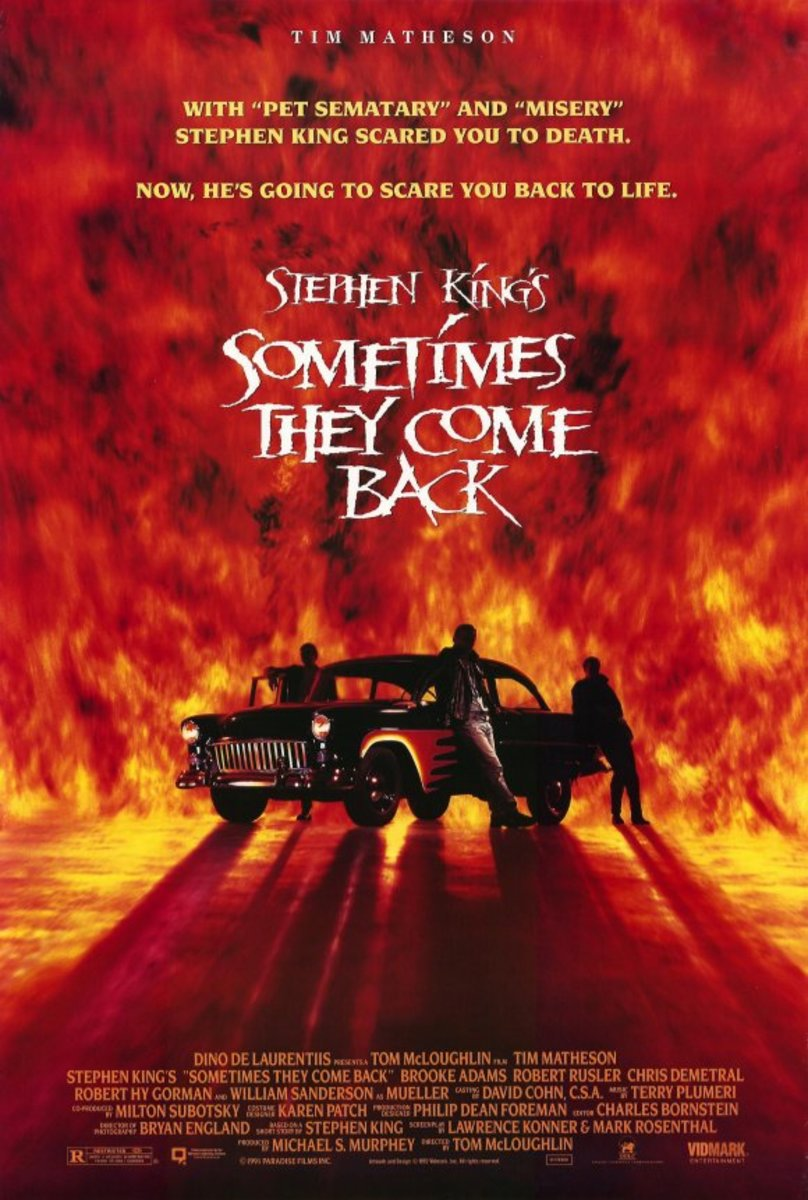Sometimes They Come Back (1991) poster