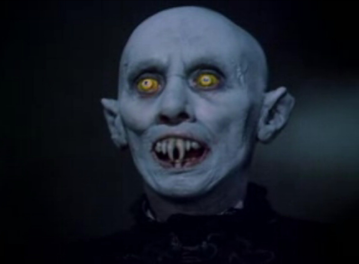 Reggie Nalder as Kurt Barlow in Salem's Lot (1979)