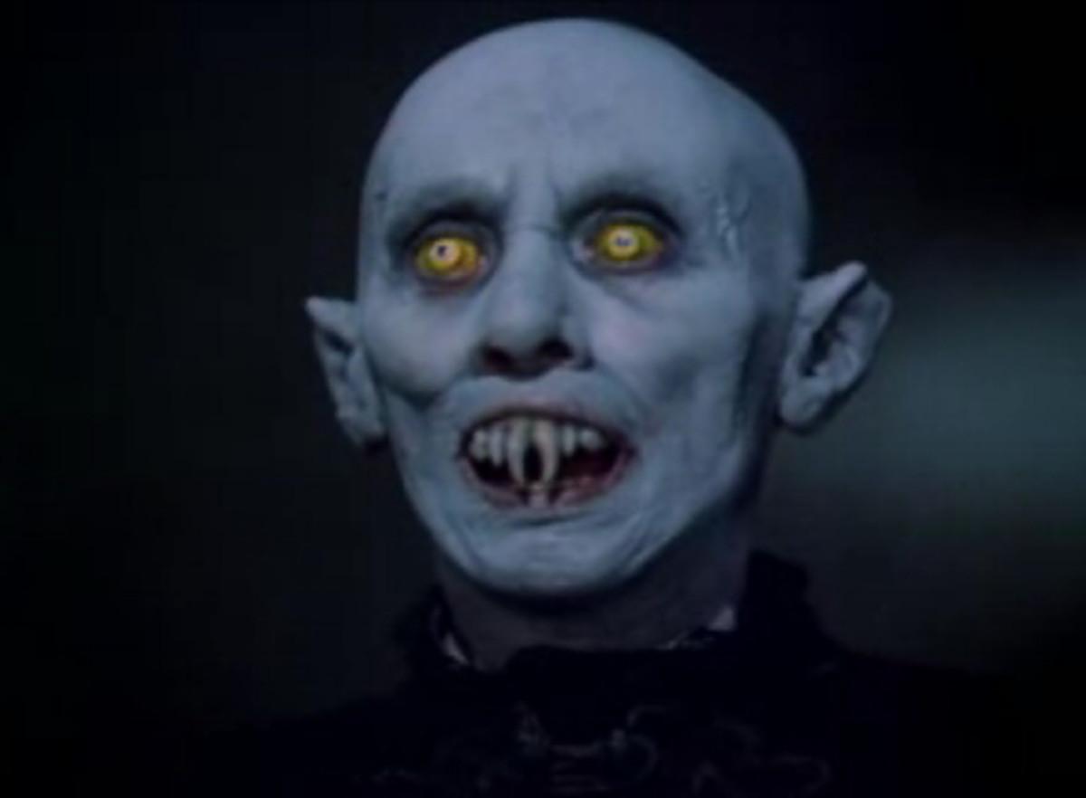 Reggie Nalder as Kurt Barlow in Salem's Lot (1979)
