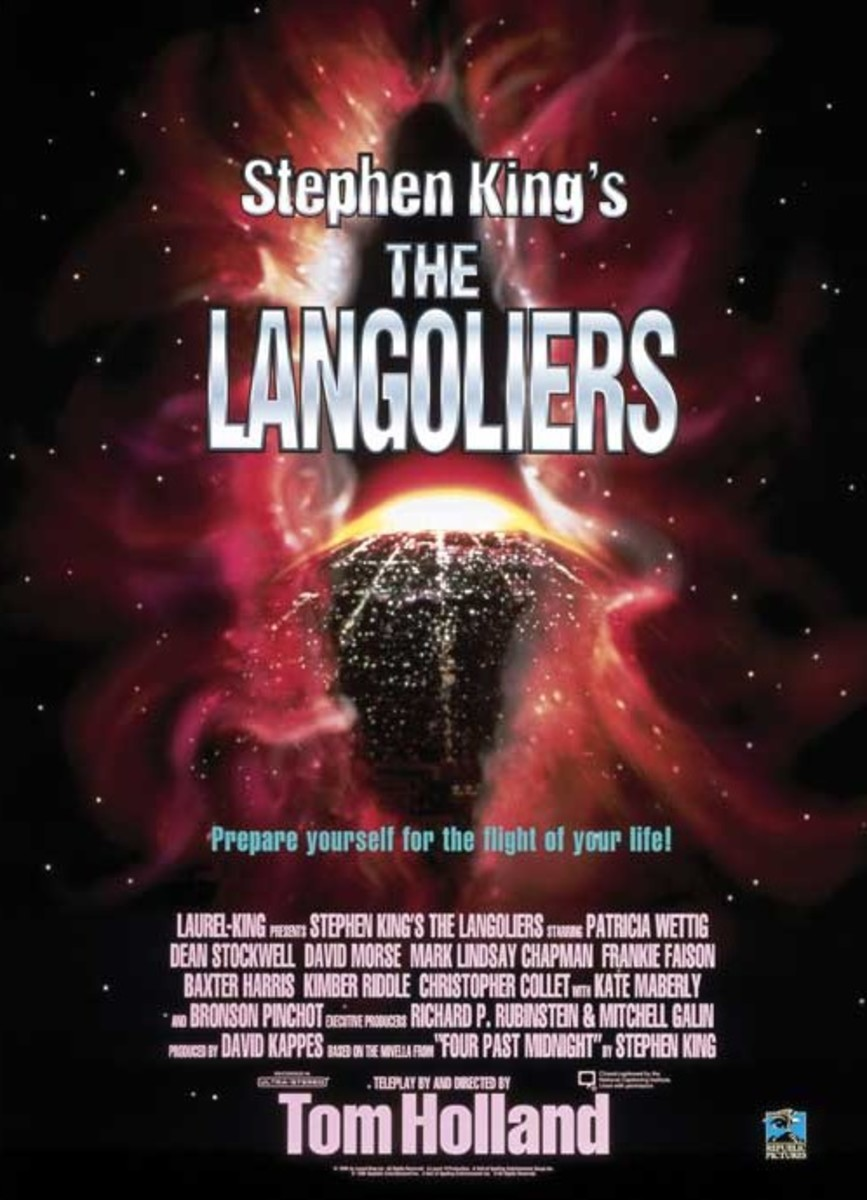 The Langoliers (1995) poster