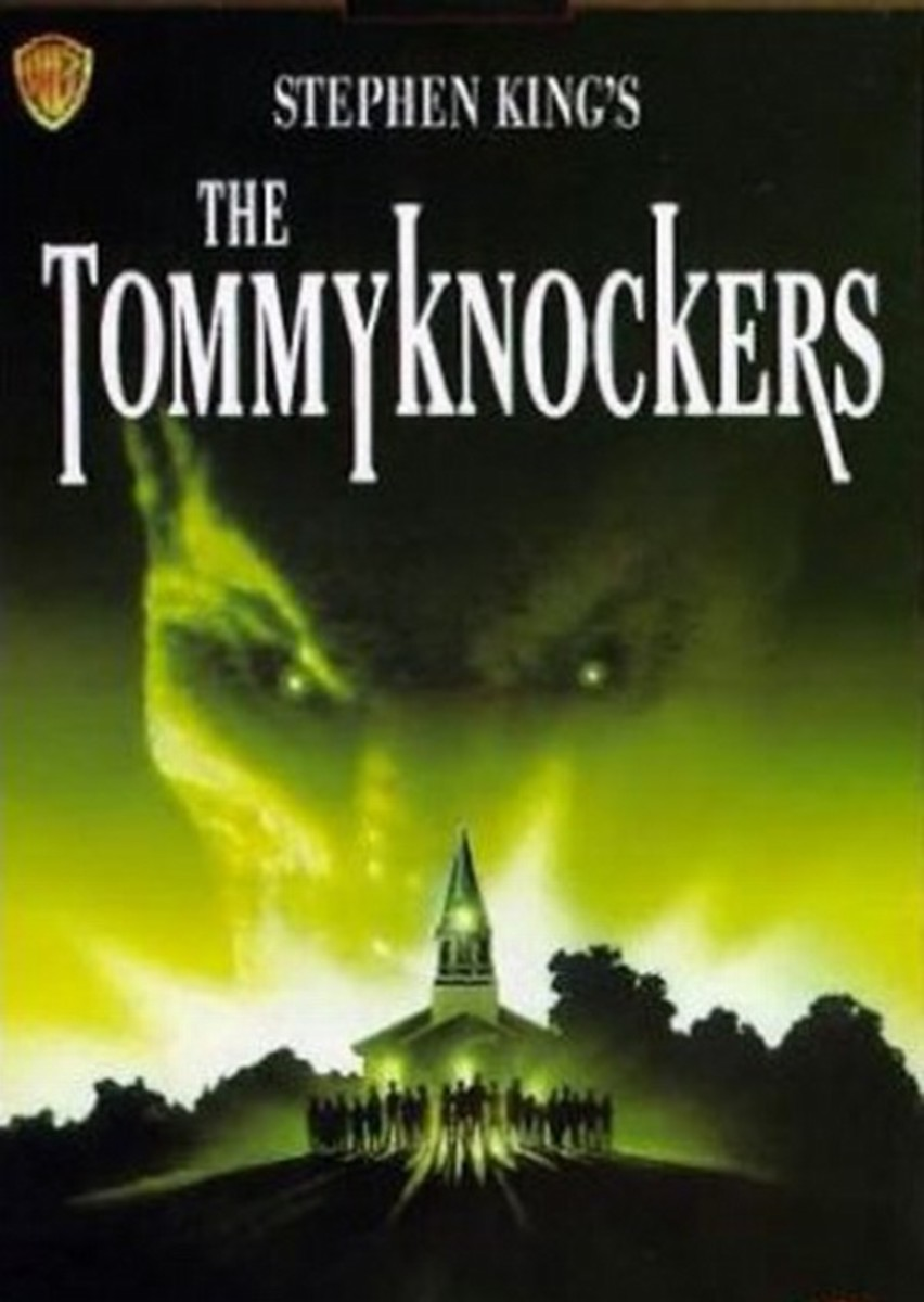 The Tommyknockers (1993) poster