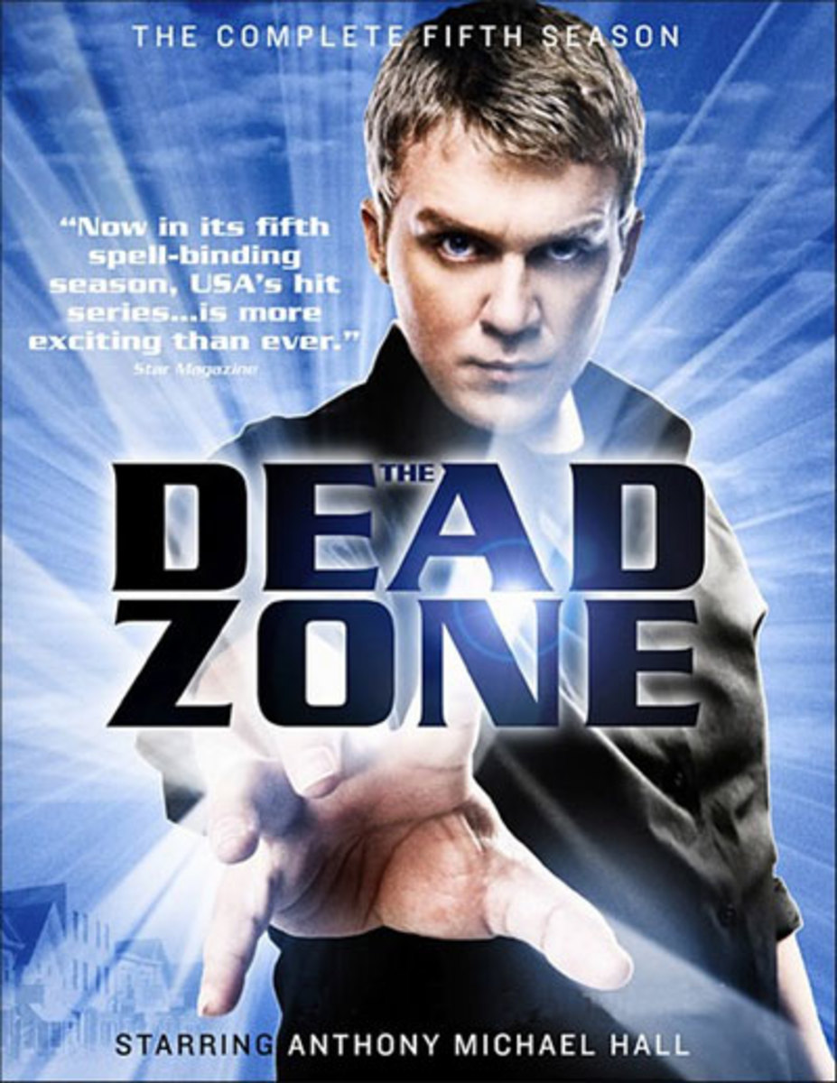 The Dead Zone (2002) poster