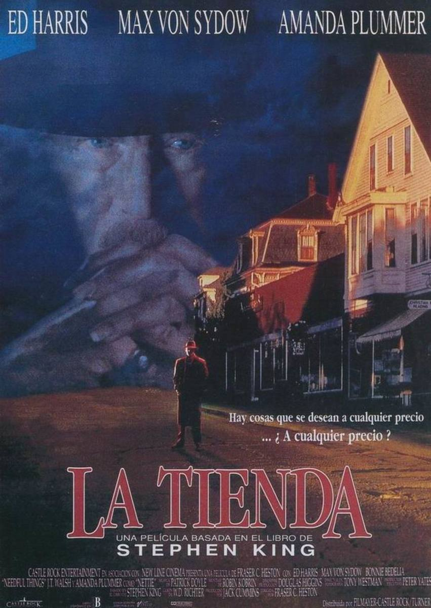 Needful Things (1993) poster