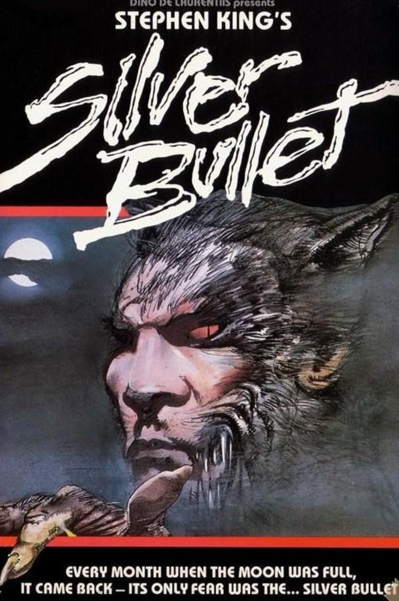 Silver Bullet (1985) poster