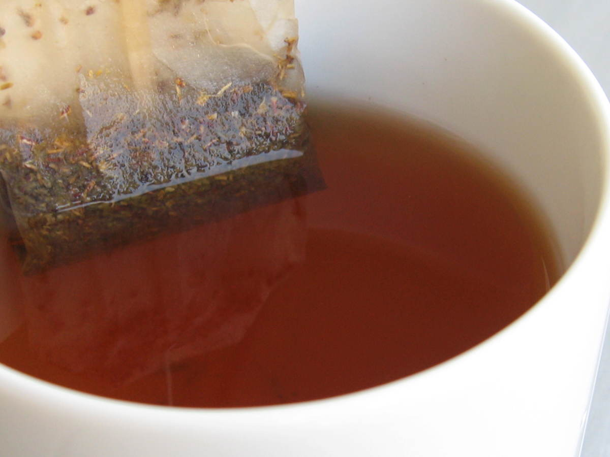 Rooibos tea can help with insomnia.