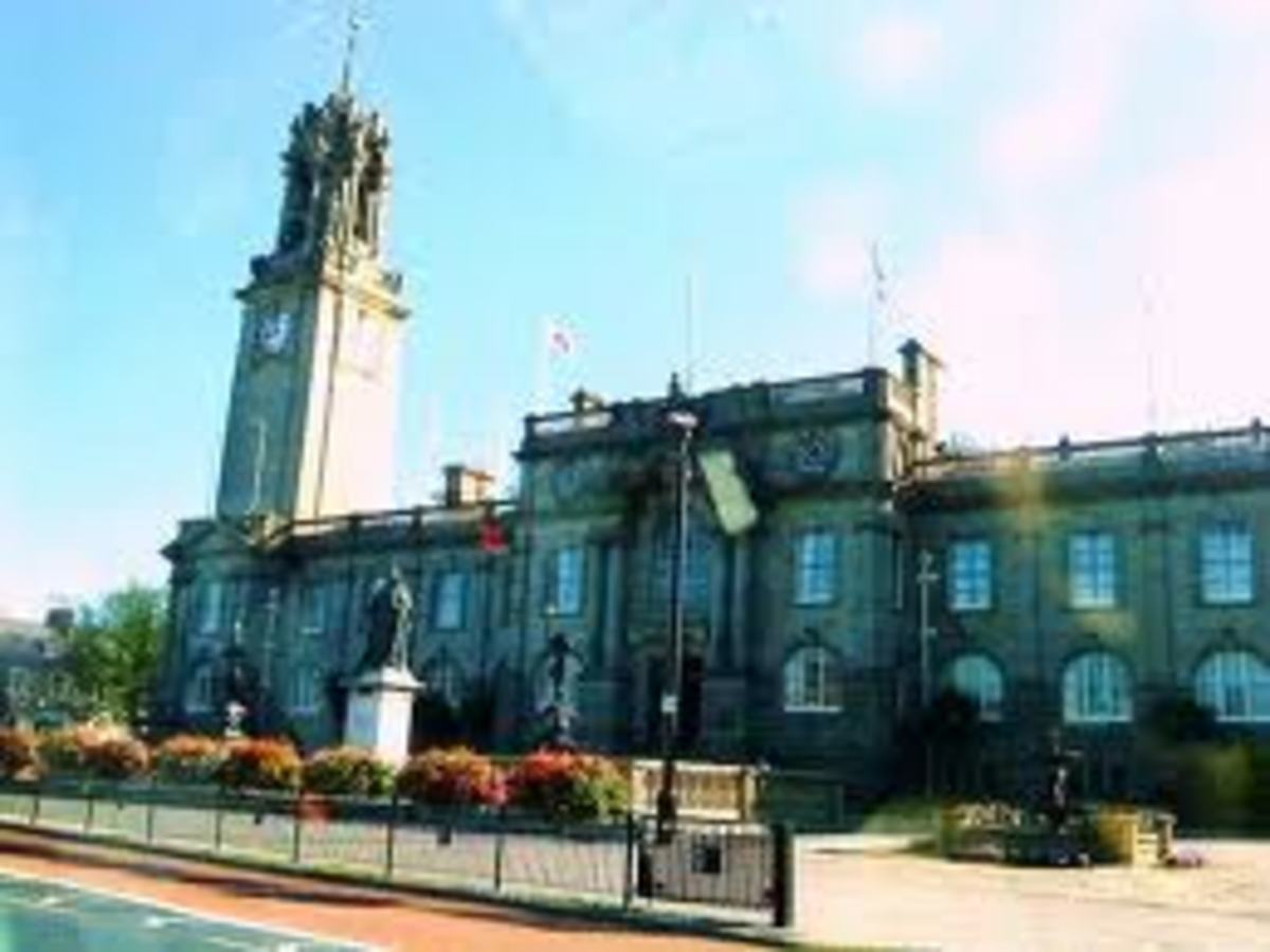 Town Hall, South Shields