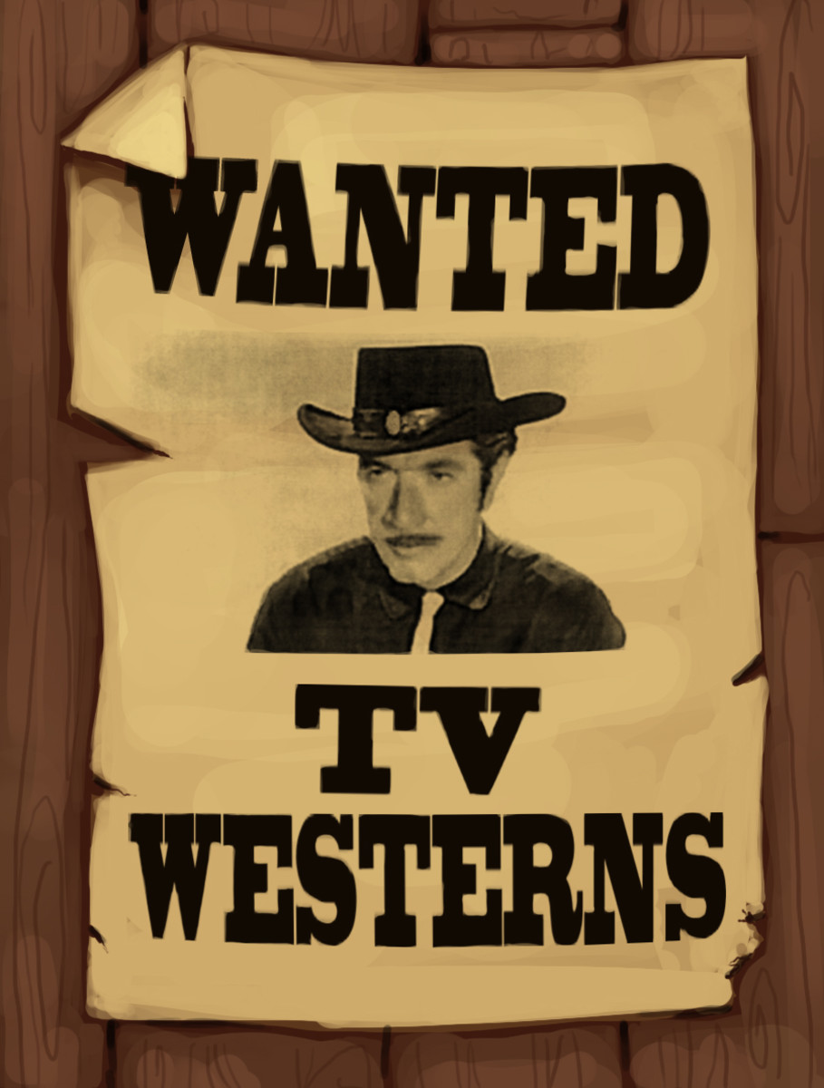 TV Westerns - 1970s