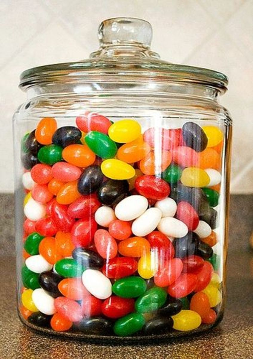 Easter candy jelly beans photo by cbgrfx123, Flickr.com