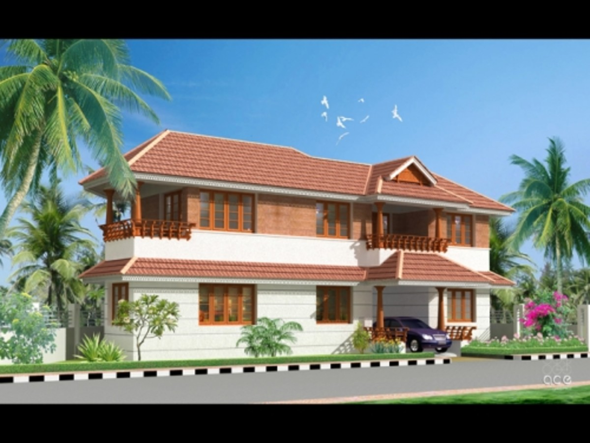 Traditional Architectural Style of Kerala - Nalukettu