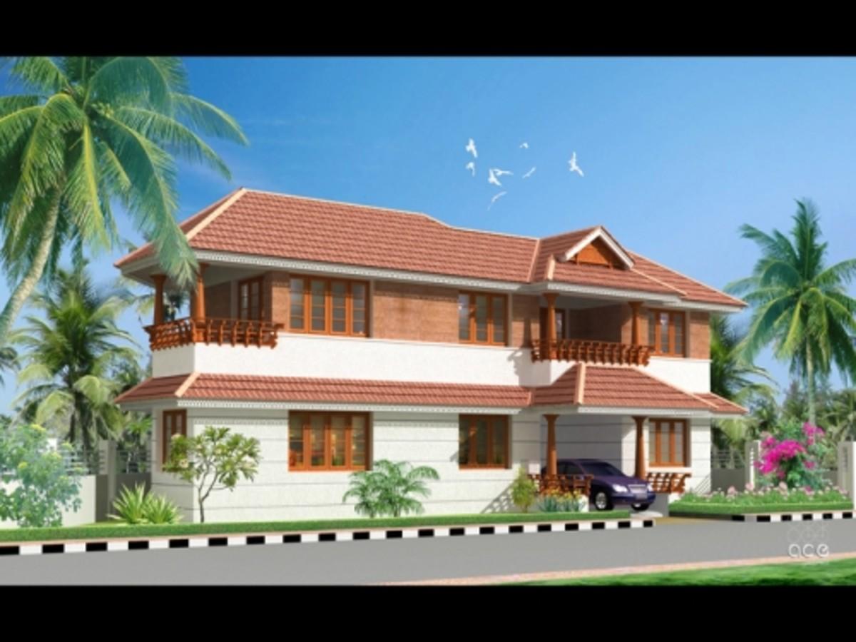 Traditional Architectural Style of Kerala - Nalukettu