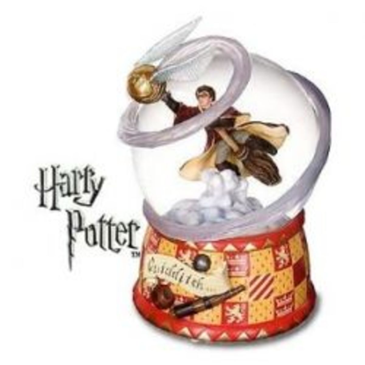 Harry Potter Collectible Water Globes Snow Globes