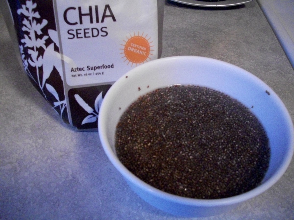 How to Soak Chia Seeds & Use Chia Seeds