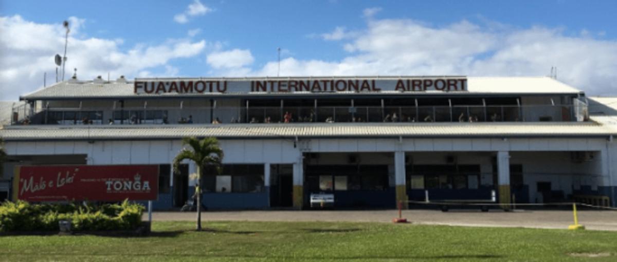 Tongatapu Airport