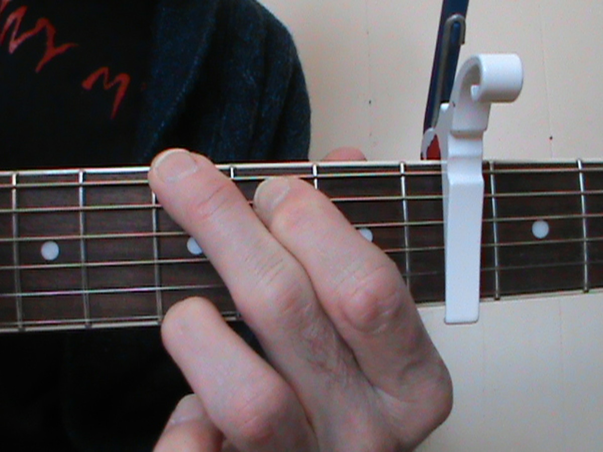 G Major (Capo Fourth Fret)