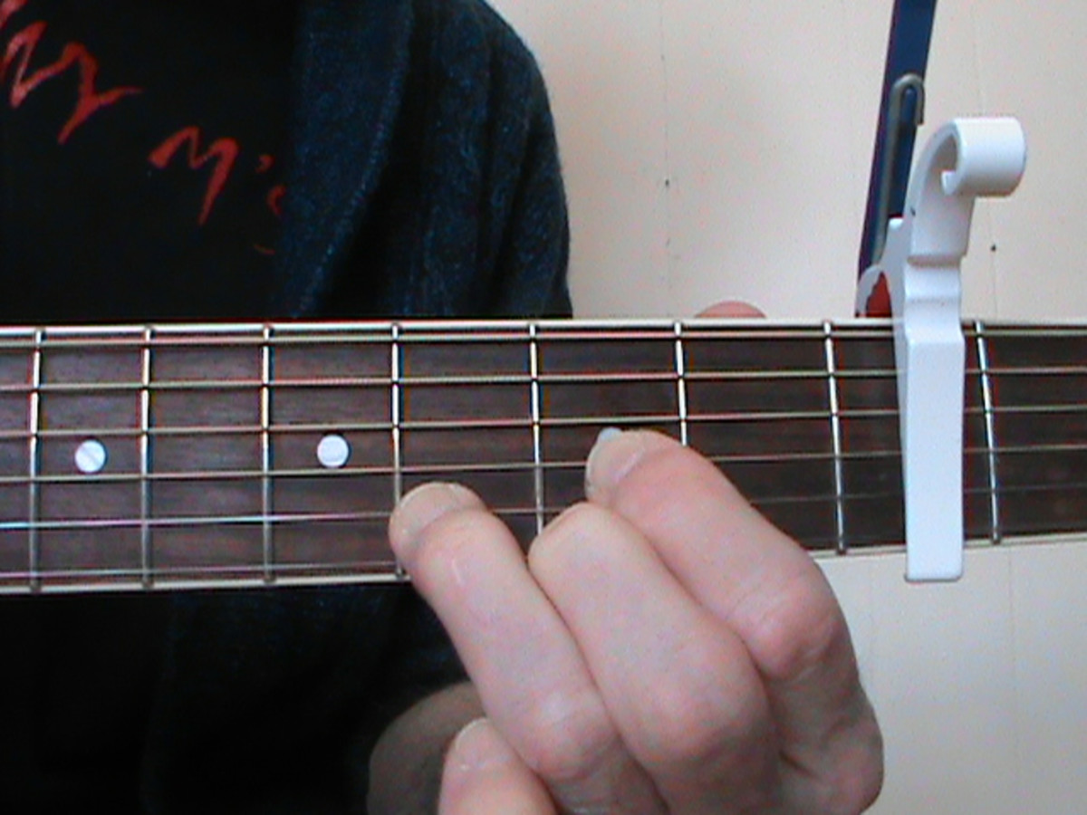D Major (Capo Third Fret)