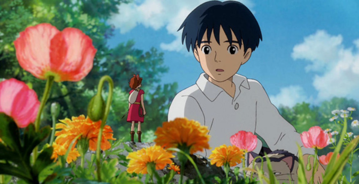 """The Borrower's Arrietty"""