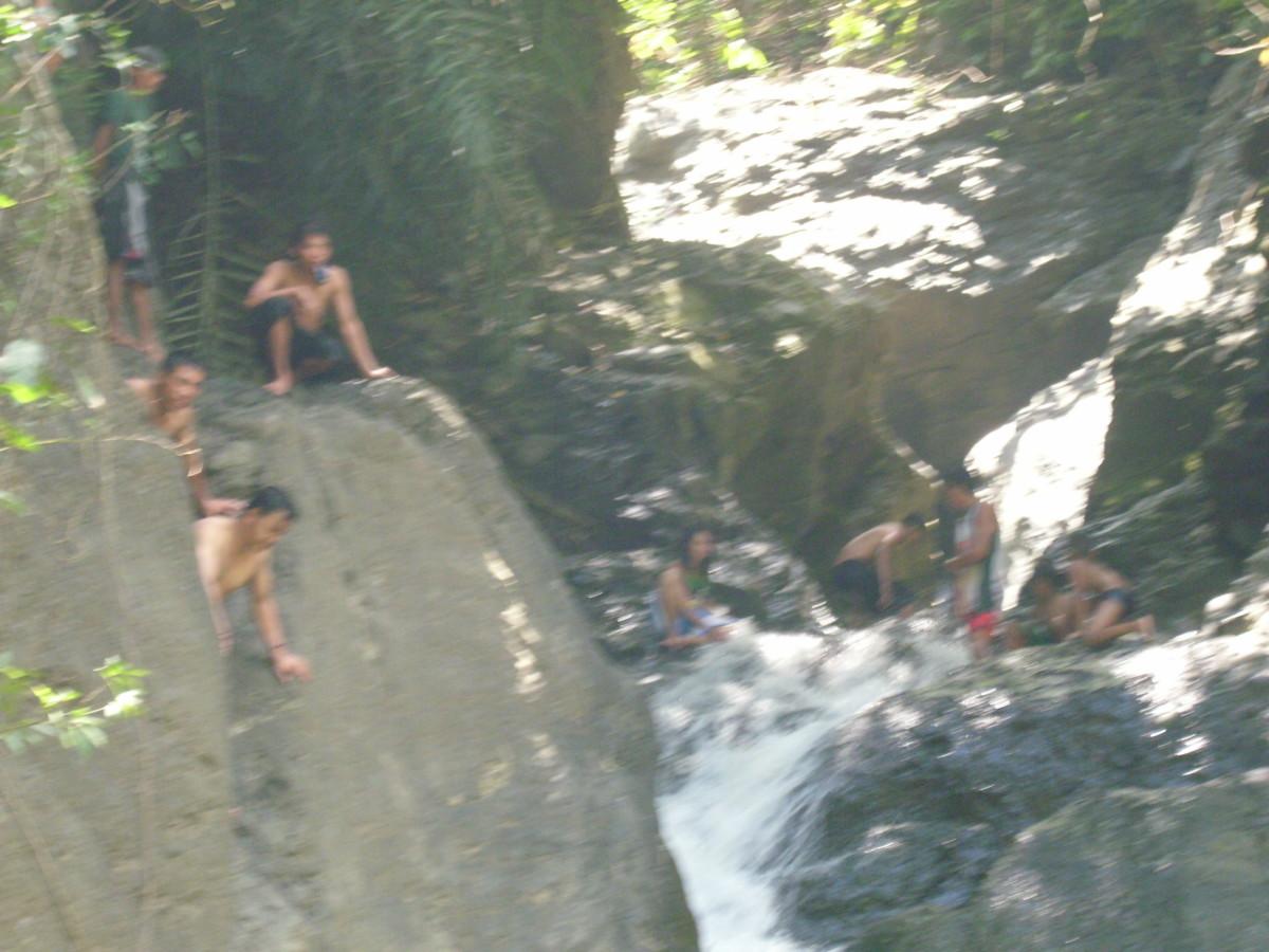 Busay Waterfalls, Macalang, Buenavista, Agusan del Norte
