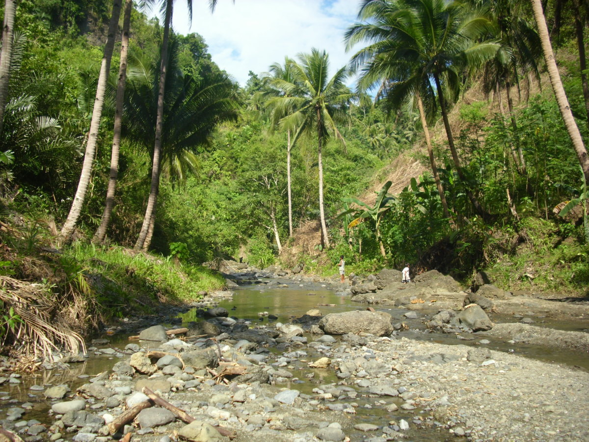 On our way to Busay Waterfalls, Macalang, Buenavista, Agusan del Norte, Philippines
