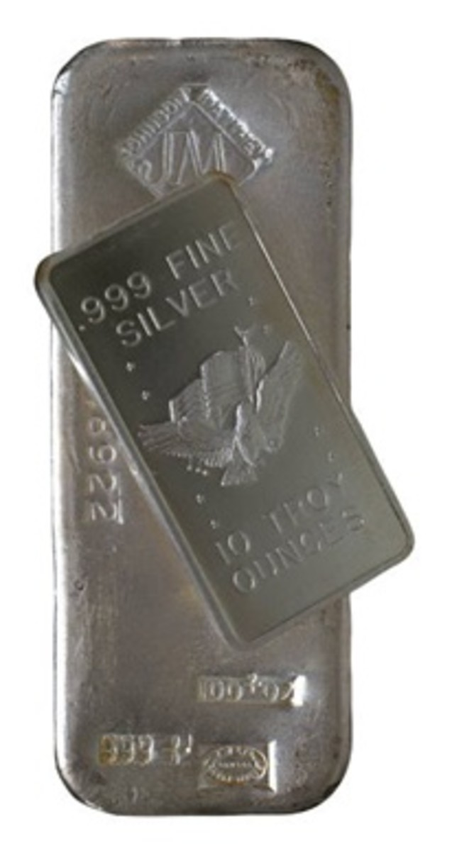 Fake Silver Bars And Coins Buyer Beware Hubpages