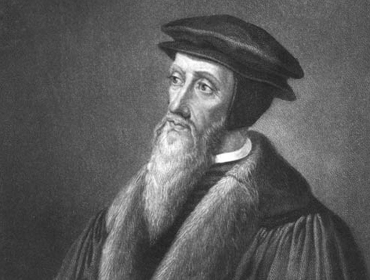 the-importance-of-john-calvin-on-modern-society