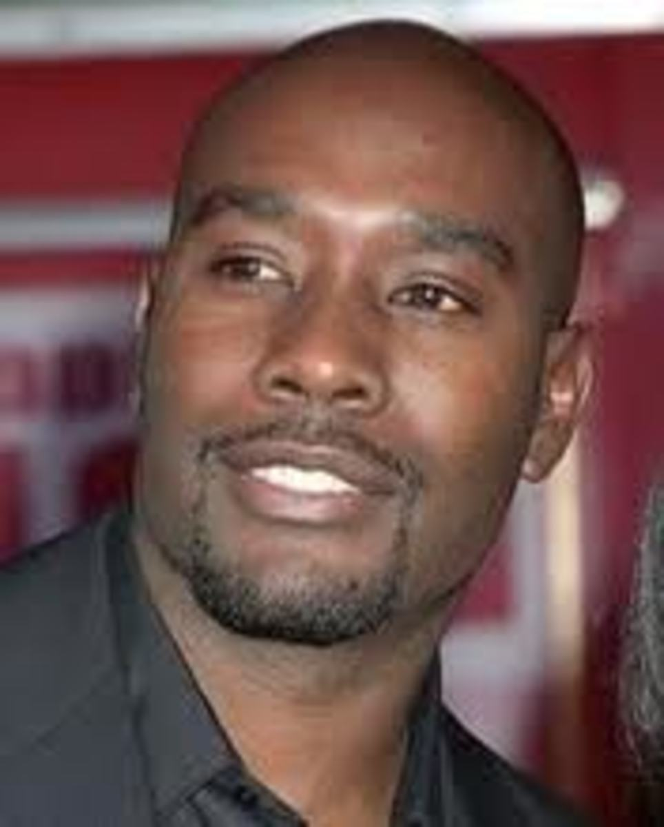 Morris Chestnut - Attractive Black Men