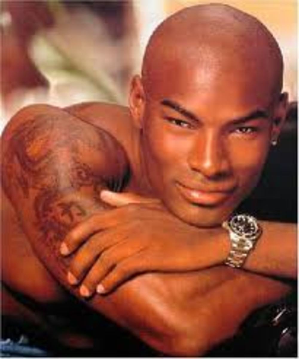 Men That Women Find Attractive (Tyson Beckford)