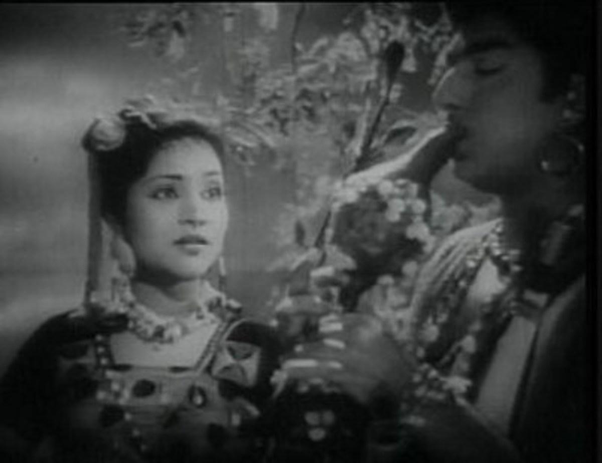 Vyjayanthimala in film Nagin
