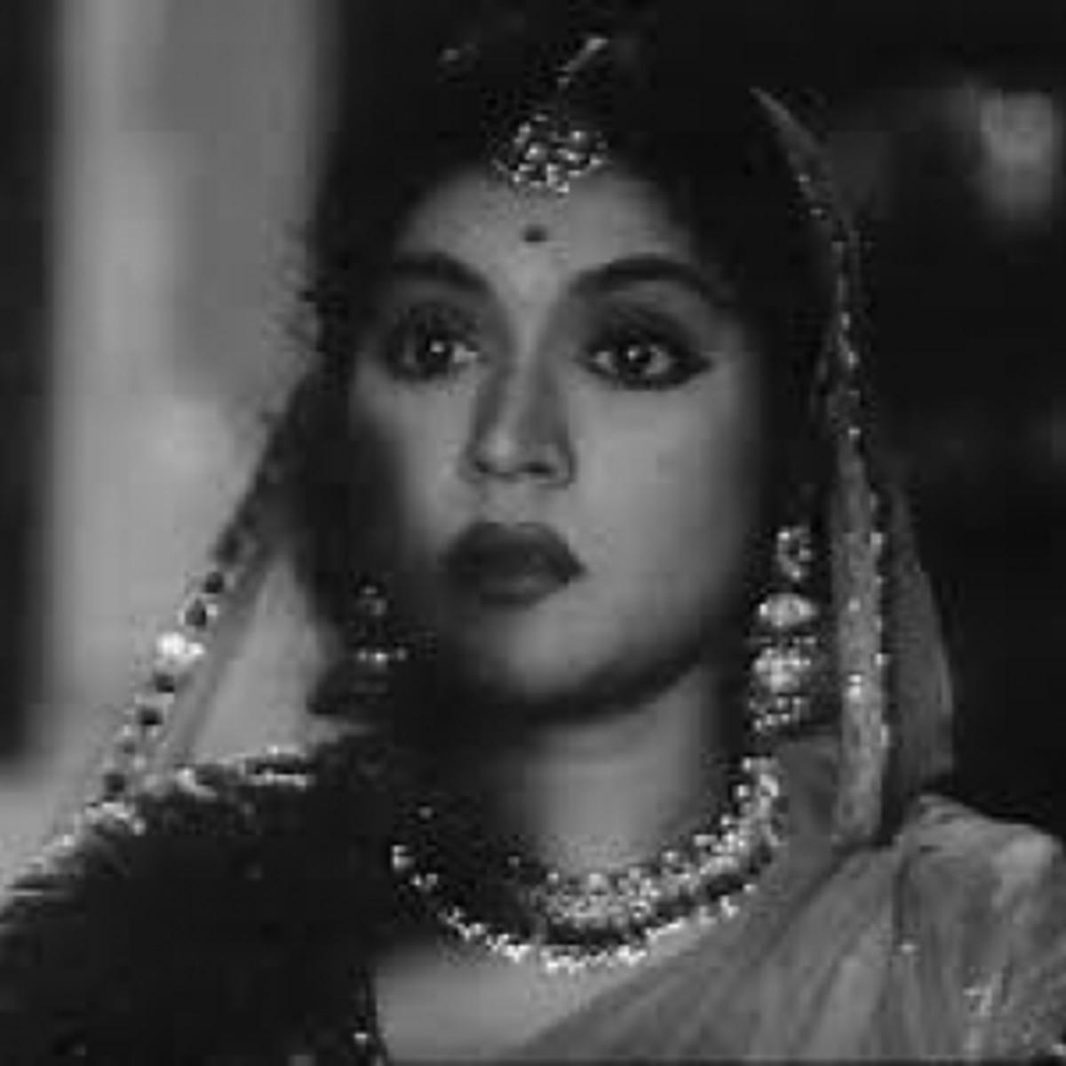 Vyjayanthimala in film Devdaas