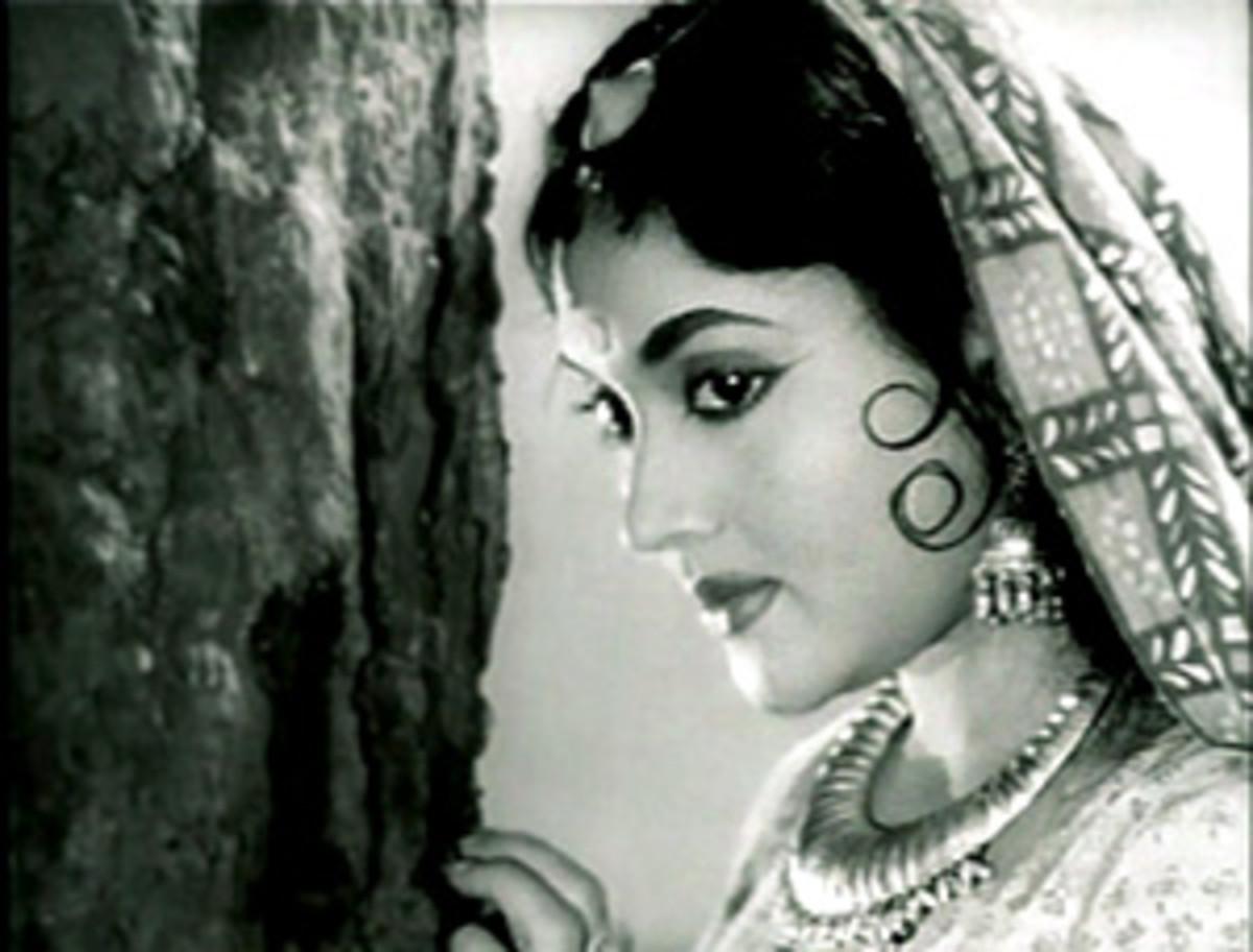 Vyjayanthimala in film Madhumati