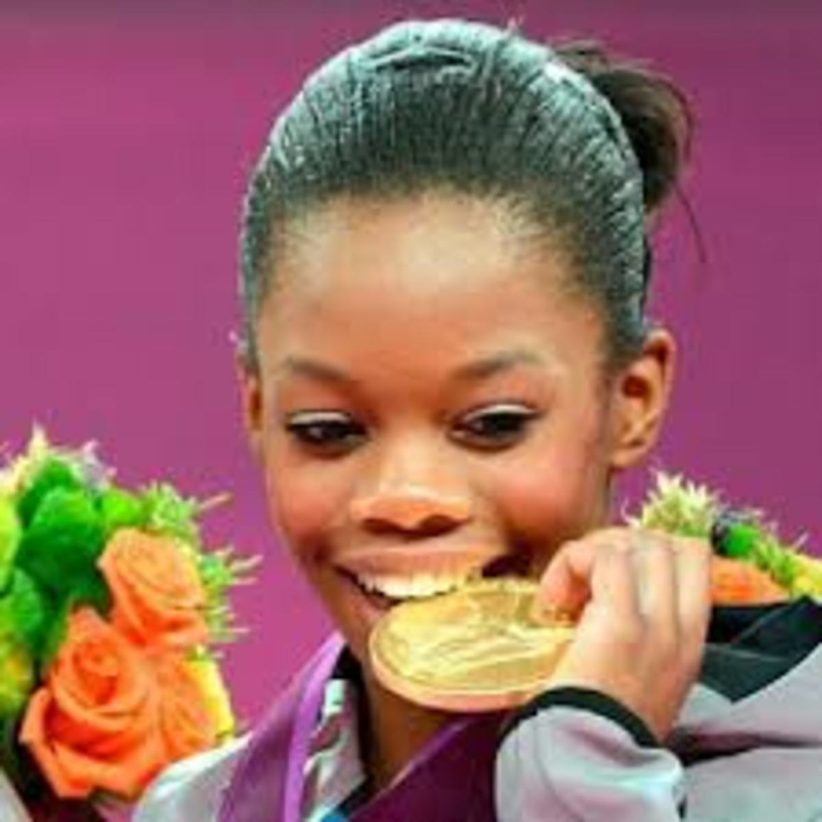 Gabby Douglas: USA GOLD