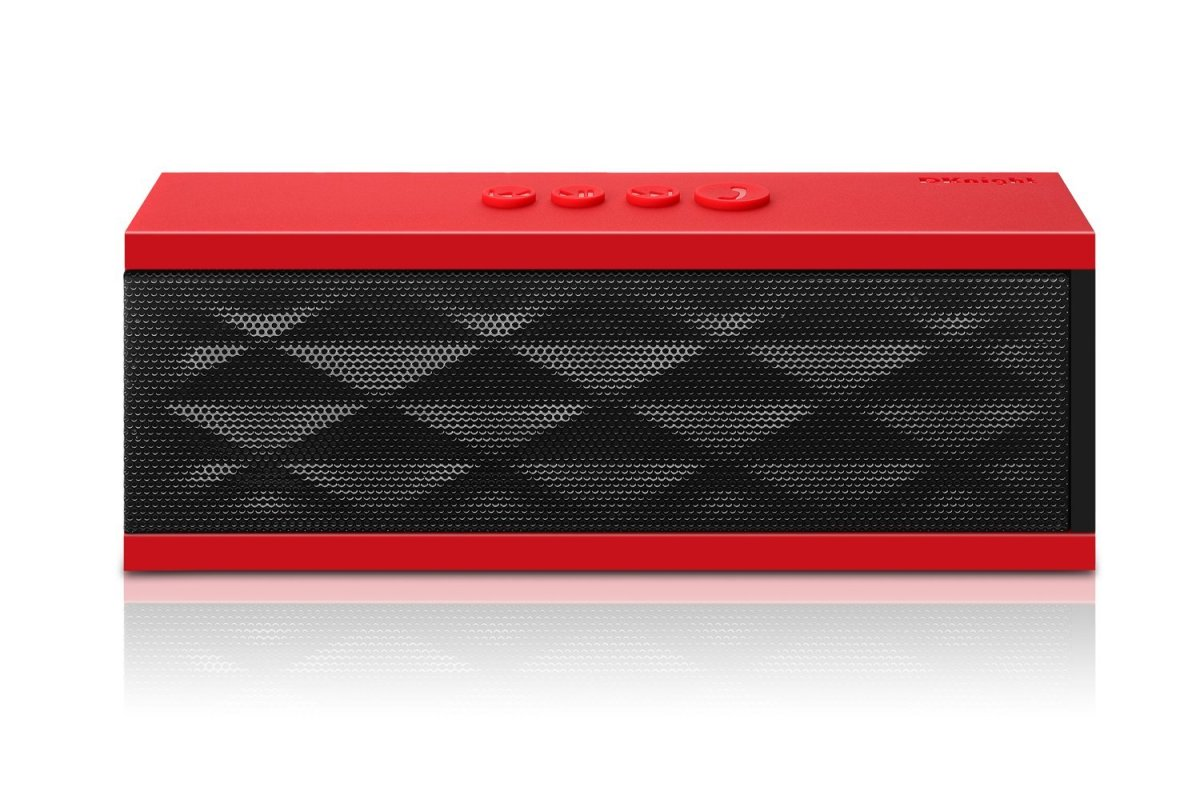 For just around $30 DKnight's Ultra-portable bluetooth speaker is the most popular option of 2015. It supports Bluetooth 3.0 and boasts two 40mml 6w acoustic drivers.