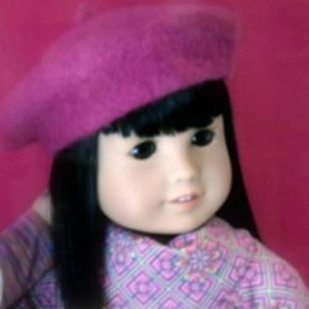 Asian Dolls: Representing our World