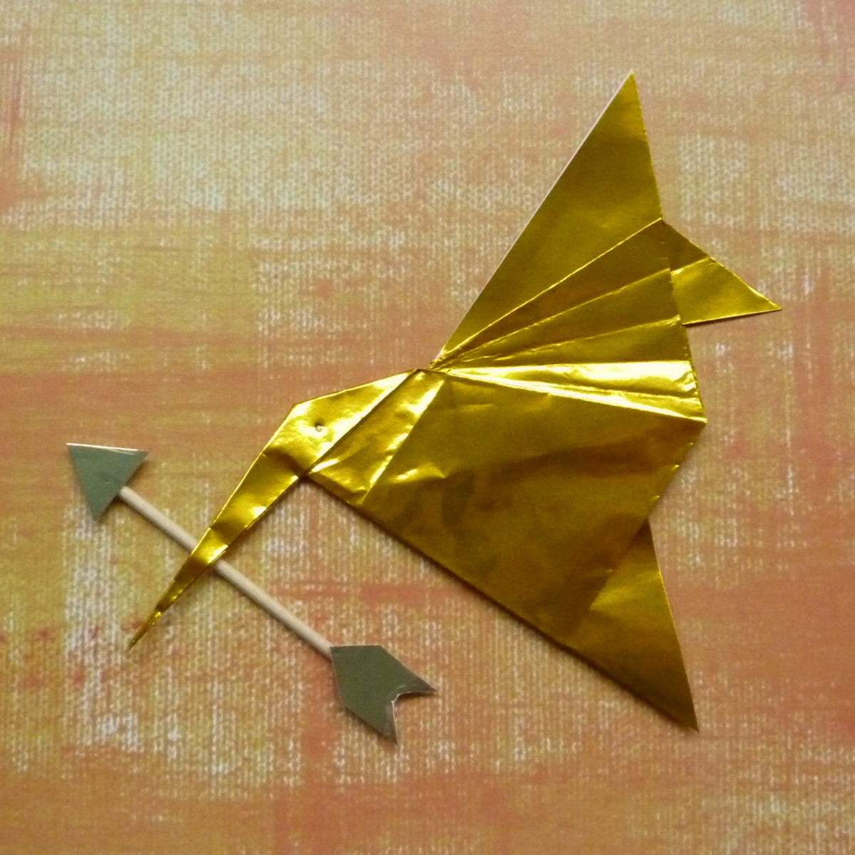 Hunger games origami paper folded projects resource page