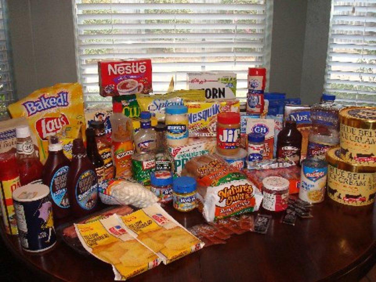 Avoid processed foods during cirrhosis