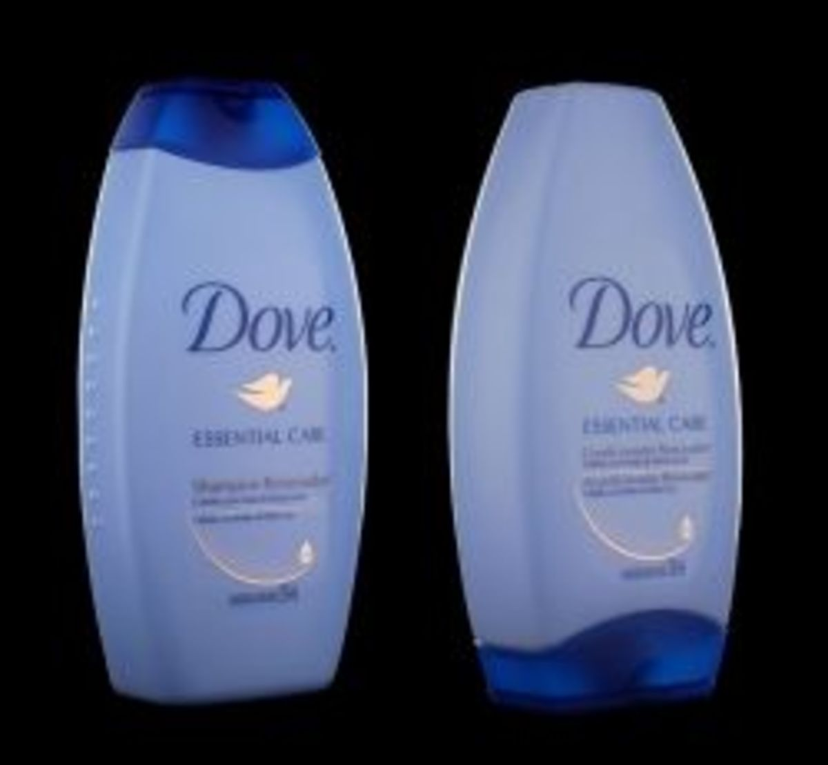 Shampoo and Conditioner (Image is in the public domain)